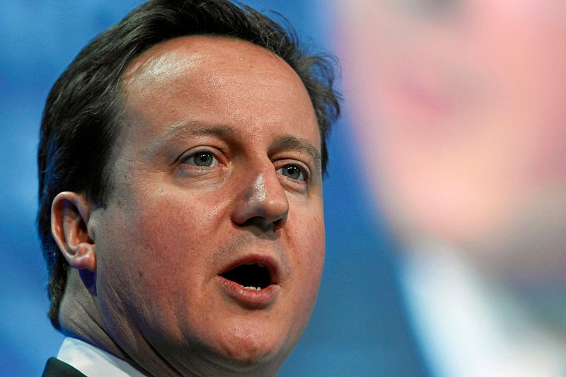 David Cameron takes election fight to Hackney with Shoreditch speech