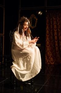 Frances McNamee in A Lady of Little Sense Image: Jane Hobson