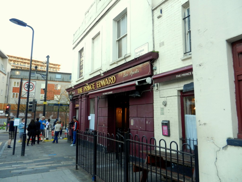 The Prince Edward pub