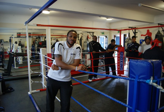Boxing clever: academy shows youngsters the ropes