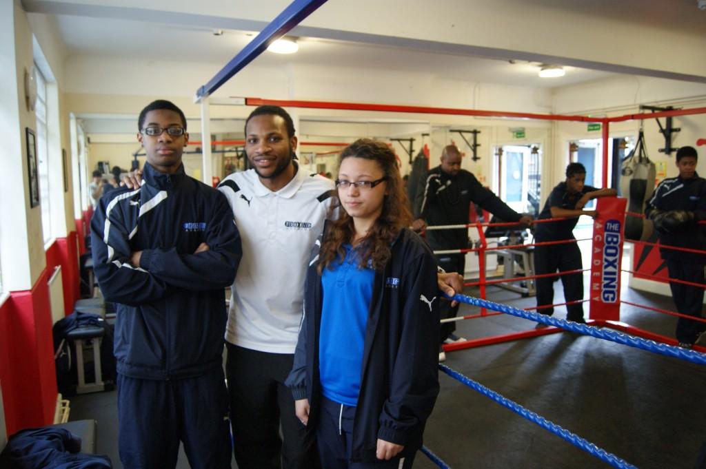 Hackney boxing