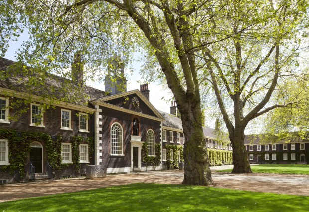 Double landmark for Geffrye Museum