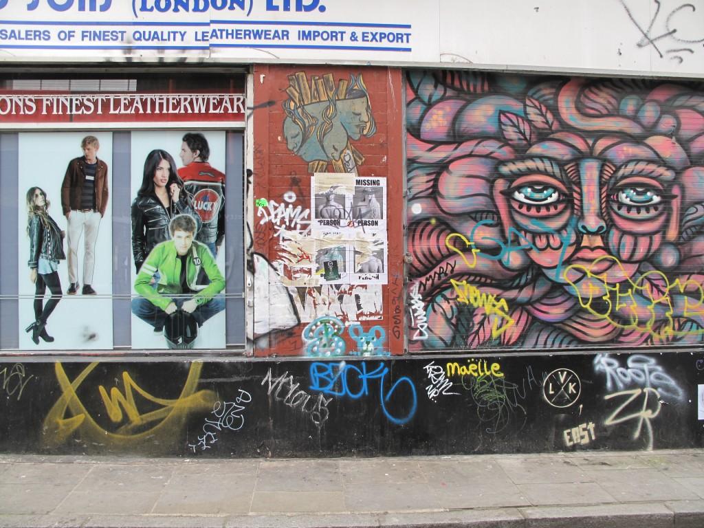 Grimbsy Street (off Brick Lane), Hackney. Credit: Tom Batchelor