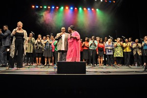 Hackney choir