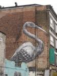 Street art, Hanbury Street, Hackney. Credit: Tom Batchelor