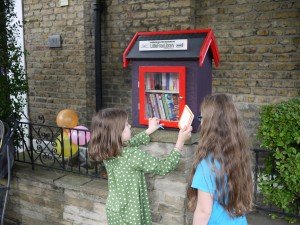 Hackney's Free Little Library