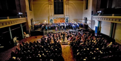 Hackney Singers to perform The Creation for the first time in 26 years