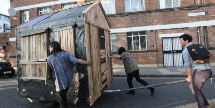 High rents forcing artists from Hackney