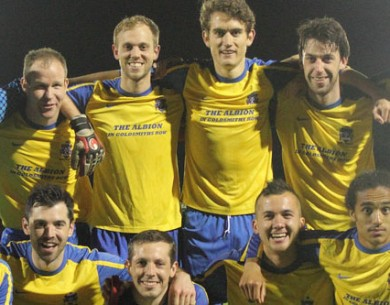 Young footballers get financial boost