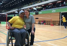 Hackney claims best finish ever in over-55s games