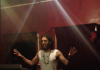 Russell Brand galvanizing the activists