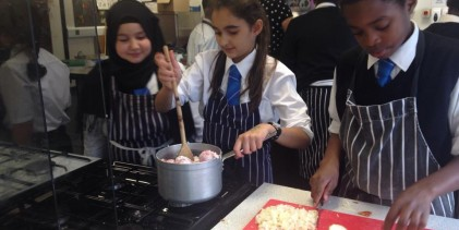 Petchey Academy pupils in fundraising jam-boree