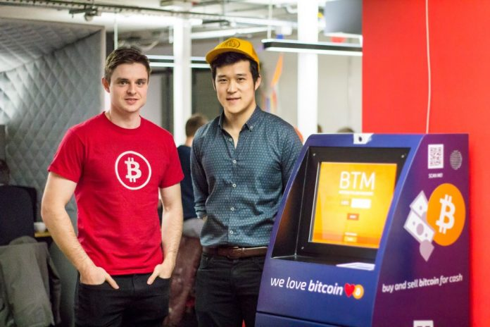 Shoreditch developers living off Bitcoin