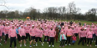 Where's Wally Charity Ru Credits: Nicola Slawson and Miranda Larbi