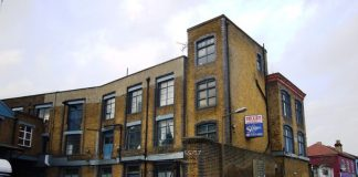 Studios to let on Hackney Wick's Wallis Road, where the development is due to take place
