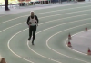 Still from the video of Dr Charles Eugster running