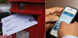 Postal voting and tweeting