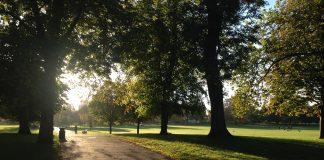 Clissold Park: Hannah Lawrence