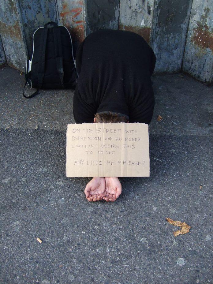 homelessness is rising in Hackney