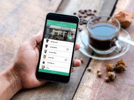 app for coffee addicts dripp app