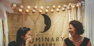 Luminary bakery at a cake show