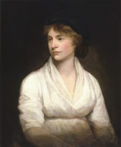 Mary Wollstonecraft. Photo: John Opie
