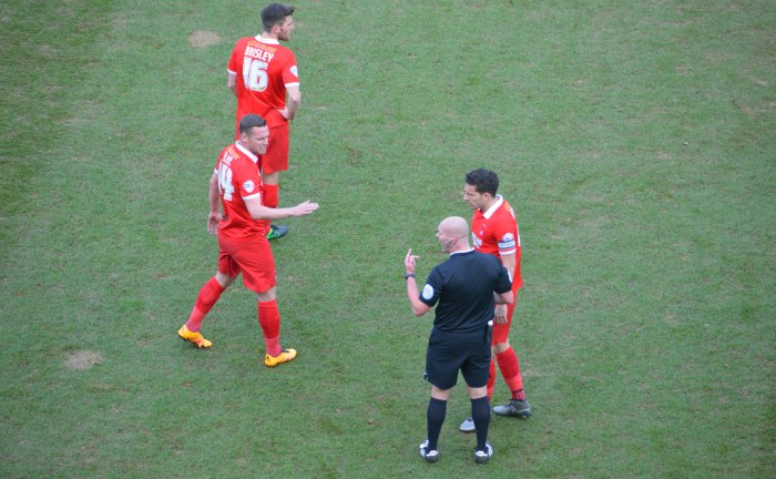 Leyton Orient Match Report