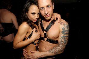 A Club Rub BDSM event in Hackney