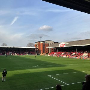 Leyton Orient stadium Brisbane Road