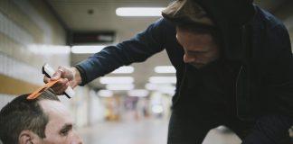 Joshua Coombes #DoSomethingforNothing homelessness campaign
