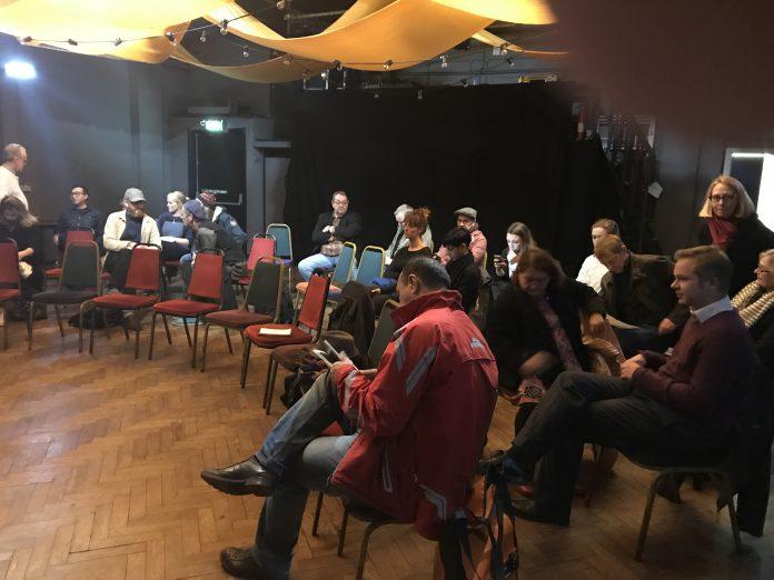 Chatsworth meeting